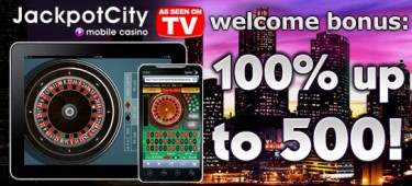 Jackpot City Casino $10FREE T&C
