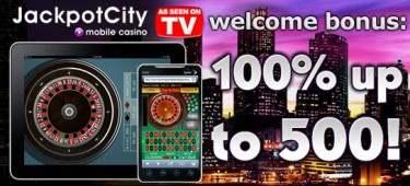 Jackpot City Casino $10FREE T&C