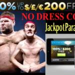 Jackpot Paradise $£€ 200 Welcome Bonus