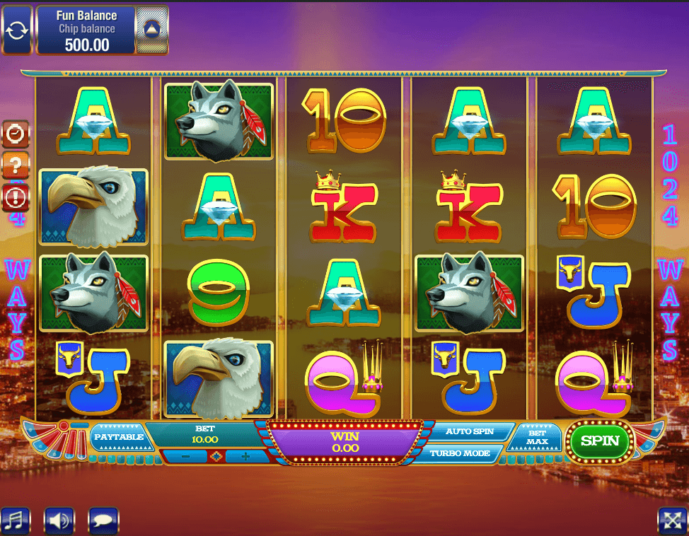 Spiele By The Rivers Of Buffalo - Video Slots Online