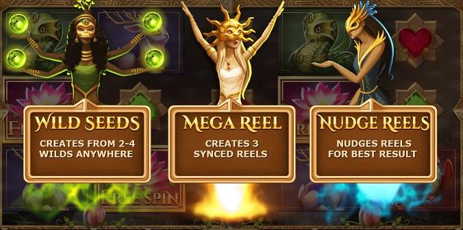 nirvana slot screenshot