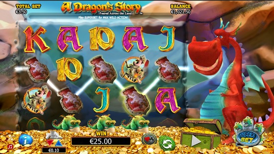 a dragons story slot screenshot big