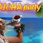 aloha party egt logo