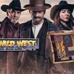 wild wild west slot logo