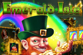 Emerald Isle Slot Machine - Play Irish-Themed Slots Online