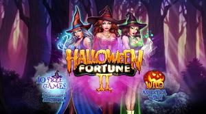 halloween fortune ii the sequel is here