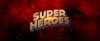 super-heroes-slot-logo