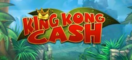 King Kong Cash is a Jungle Themed Slot from Blueprint