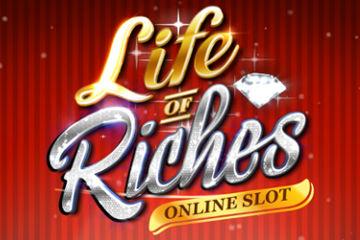life-of-riches-slot-logo